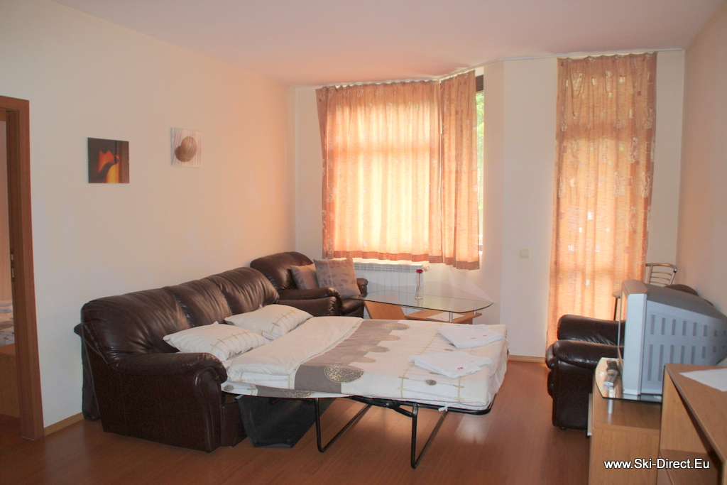One bedroom apartment for rent in borovets bulgaria hotel for 1 bedroom apartment for rent