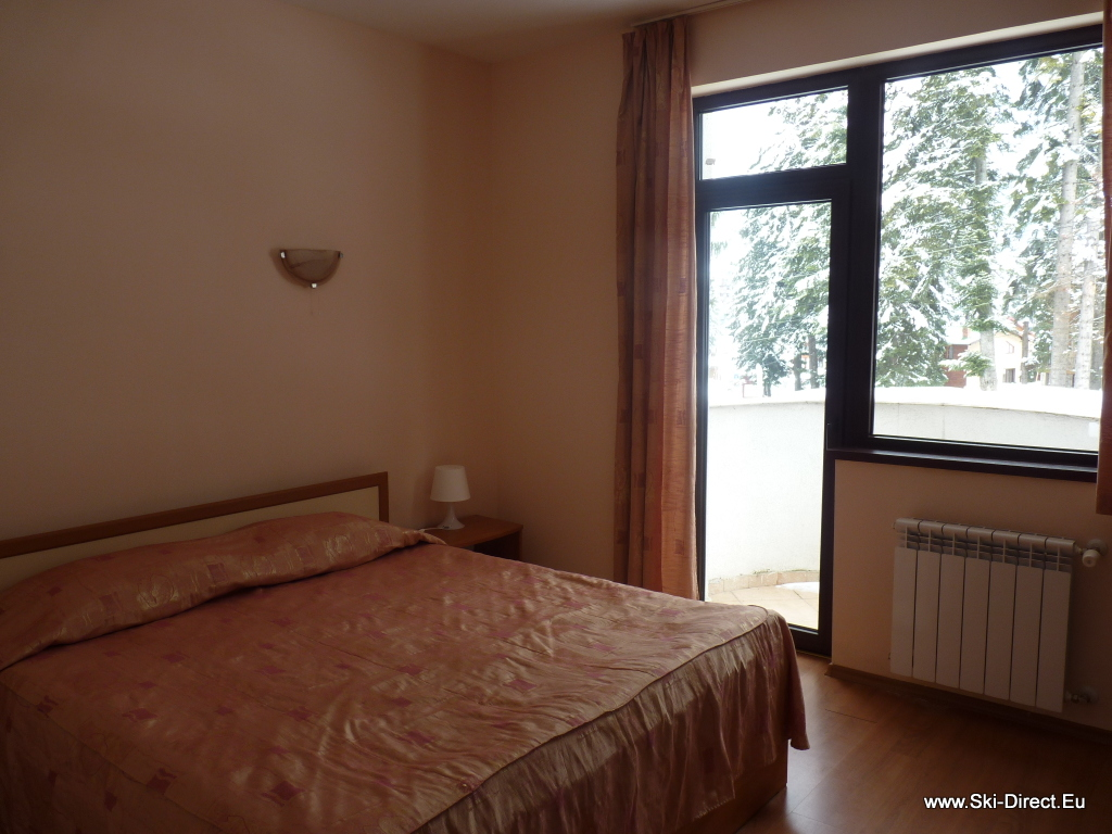 One bedroom apartment for rent borovets pic 1 ski school for 1 bedroom apartments